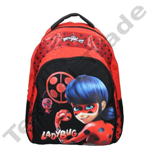 Swimming Bag,Ladybug Miraculous Bag,Official Licensed. Beach Bag