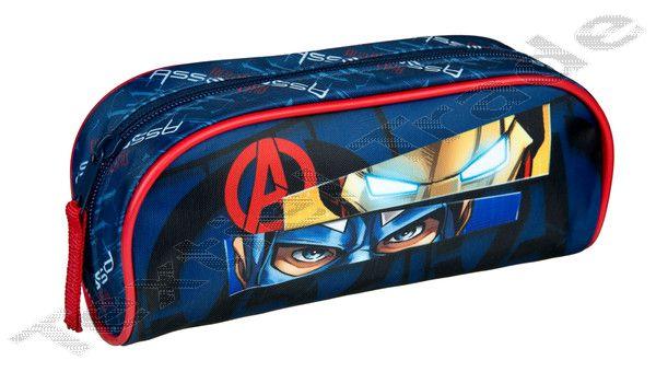 Pencil Case NEU MARVEL The Avengers Schüleretui 22 cm Schlamperetui