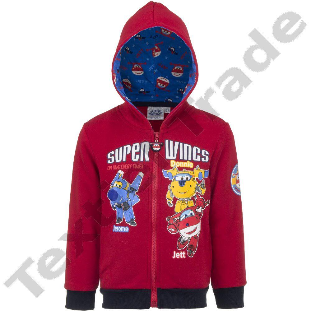 Super Wings Hoodie